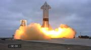 فیلم| SN!5 طلسم را شکست| «استارشیپ» ایلان ماسک بالاخره فرودی موفقیتآمیز انجام داد