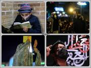تصاویر | مراسم احیای شب بیستوسوم ماه رمضان در سراسر کشور