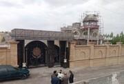 تخریب ویلای مجلل ۲۵ میلیارد تومانی در تبریز