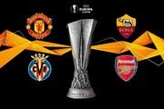 نیمه نهایی لیگ اروپا | فینال یوفا هم انگلیسی میشود؟
