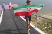 آقامیرزایی؛ اولین قایقران ایران در المپیک توکیو