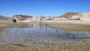 کاهش ۴۷ درصدی بارش در زنجان
