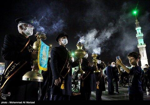 مراسم احیای شب بیستوسوم ماه رمضان در سراسر کشور