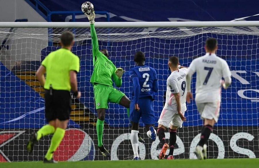 چلسی ۲ - رئال مادرید ۱ | فینال لیگ قهرمانان انگلیسی شد | مصاف پپ و زیدان از دست رفت