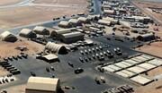 حمله پهپادها به پایگاه عین الاسد