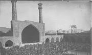 استقبال از عید سعید فطر در تهران قدیم| چشم به راه تلگرافاز قم و نجف