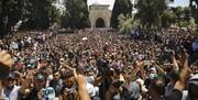 فراخوان حرکت به سوی مسجدالاقصی؛ رژیم صهیونیستی سطح آمادهباش را بالا برد