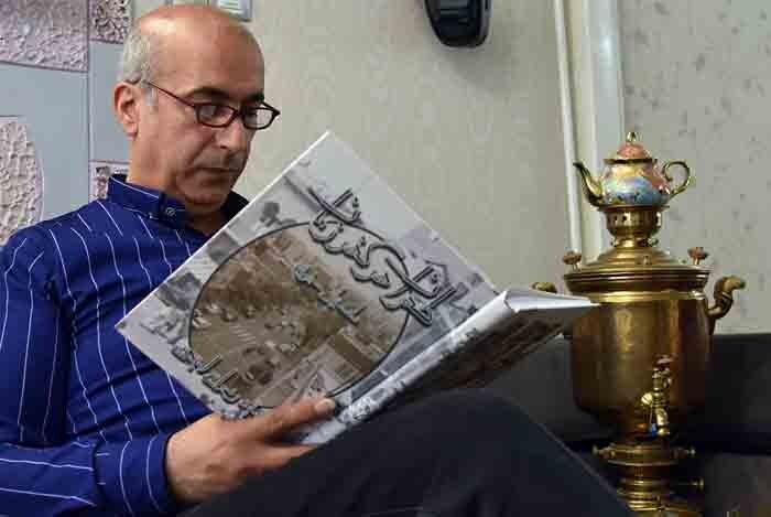 استقبال از عید سعیدفطر در تهران قدیم  چشم به راه تلگرافاز قم و نجف