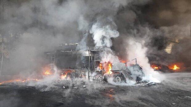 آتشسوزی - کارخانه تاژ