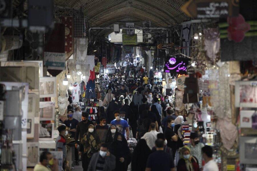 بازار بعد از تعطیلات
