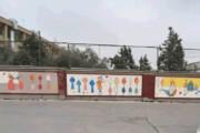 شهر با کمک هنرمندان محلی زیباتر میشود