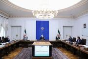 روحانی: ۱۳ میلیون نفر گروه پرخطر تا پایان تیر واکسن دریافت میکنند