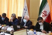 جزئیات سخنان ظریف در کمیسیون امنیت ملی مجلس درباره فایل صوتی | مصاحبهکننده امضا داده بود