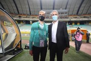 گلمحمدی: نزدن گل دوم دلیل تساوی بود | داور پنالتی ما را ندید | اتفاقات پایان بازی زیبنده دو تیم نبود