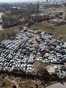 پارکینگ غیرمجاز در محله دارآباد تخلیه شد
