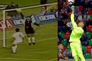 ویدئو | امیر عابدزاده با این حرکت خاطره بازی ایران و استرالیا را زنده کرد