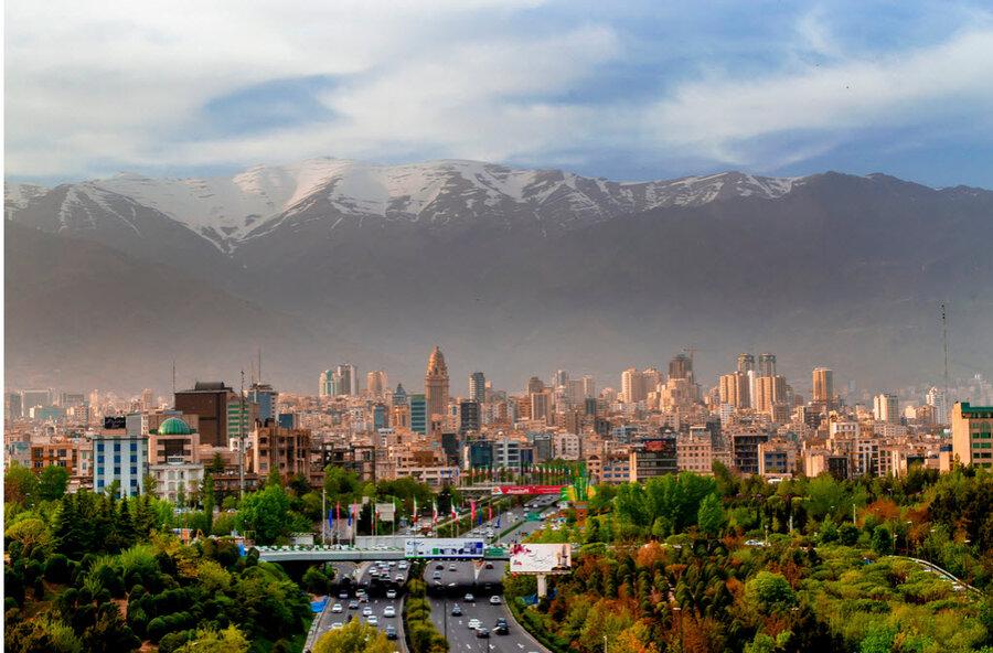 معاون شهردار: تهران می تواند به یکی از زیباترین شهرهای غرب آسیا تبدیل شود