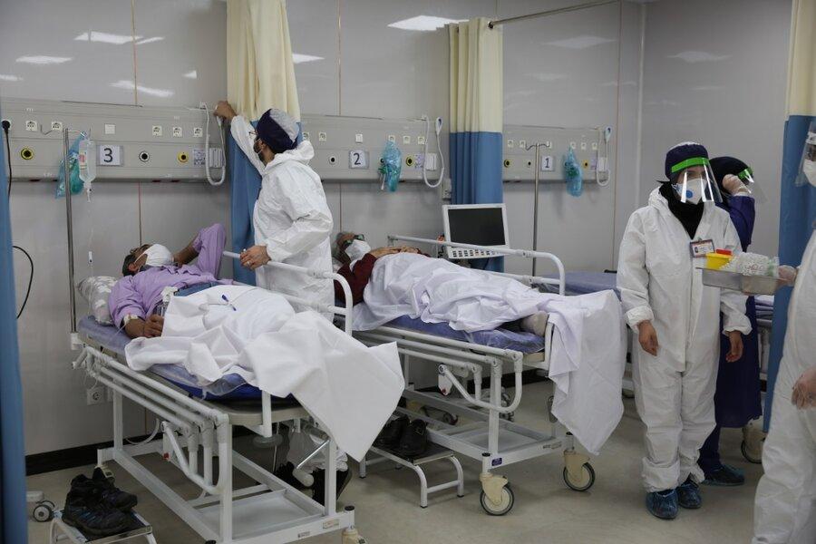 درمان سرپایی بیماران کرونایی در خوزستان