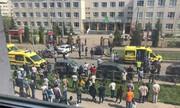 تیراندازی مرگبار در روسیه | ۱۱ نفر در یک مدرسه شماره ۱۷۵ کازان کشته شدند