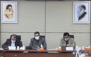 نشست شورای سیاستگذاری جشنواره شهر و رسانه در اهواز