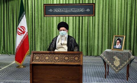 نشست تصویری تشکلهای دانشجویی با رهبر انقلاب