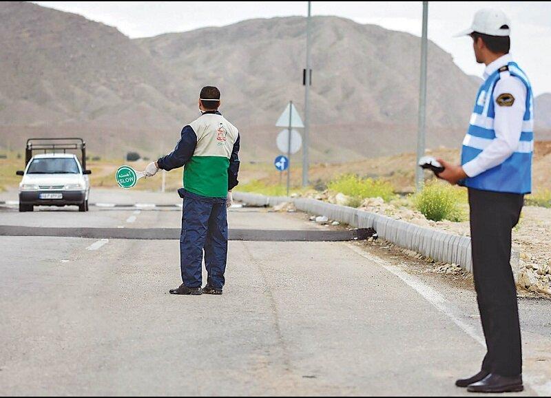 آغاز فعالیت سایت جدید صدور مجوز تردد در تهران   مجوز فقط یک هفته اعتبار دارد   نشان دادن تصویر مجوز به پلیس کافی است