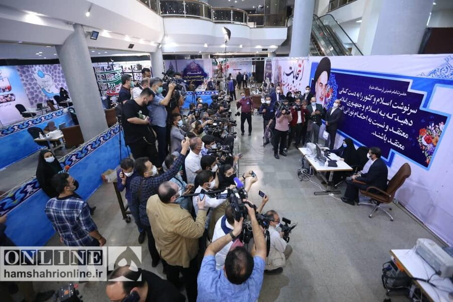 گزارش و تصاویر نخستین روز ثبتنام نامزدهای انتخابات ریاست جمهوری | سعید محمد: رضایت ولی و مردم برای من مهم است | در حال تکمیل