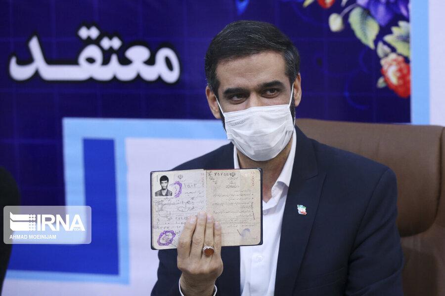 سعید محمد فرمانده پیشین قرارگاه سازندگی خاتمالانبیا