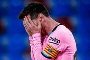 لوانته ۳-بارسلونا ۳ | پایان رویای قهرمانی بارسا در لالیگا | خداحافظی با رونالد کومان!