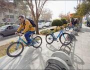 رتبه اول تهران و مشهد در ایجاد مسیرهای دوچرخهسواری