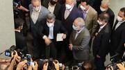 ویدئو | درگیری طرفداران احمدینژاد با کارمندان وزارت کشور