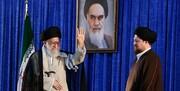 روایت متفاوت از دیدار رهبر انقلاب و سیدحسن خمینی