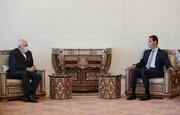 جزئیات دیدار ظریف با بشار اسد