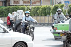 مانور «موتورسوار خوب» در بلوار میرداماد برگزار میشود
