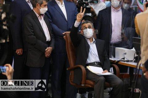 گزارش تصویری محمود احمدی نژاد