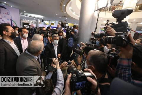 گزارش تصویری احمدی نژاد