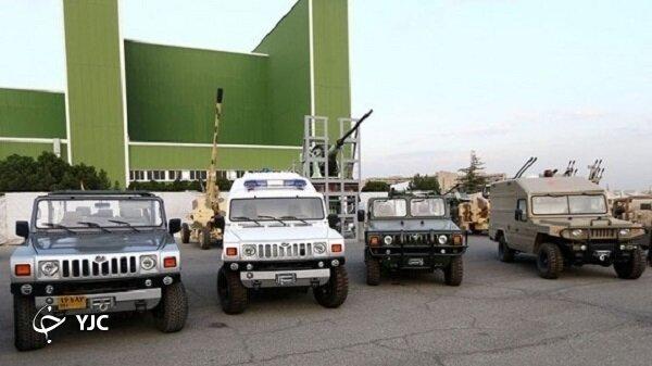 با ویژگیخودروهای تاکتیکی ایرانی آشنا شوید