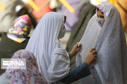 تصاویر زیبا از اقامه نماز عید فطر
