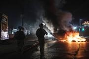 ارتش رژیم غاصب: چند موشک از لبنان به مناطق اشغالی شلیک شد ا بایدن موضع خود را اعلام کرد