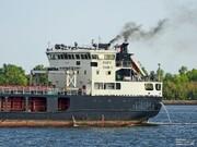 کشتی به گل نشسته حامل بار برای ایران نجات یافت
