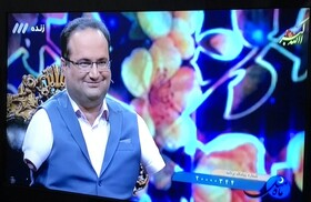 عکس | بازگشت جنجالیترین چهره برنامههای ماه رمضان به تلویزیون در عید فطر