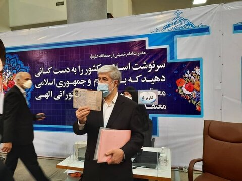 ویدئو | نظر علی مطهری درباره نامزدی لاریجانی در انتخابات
