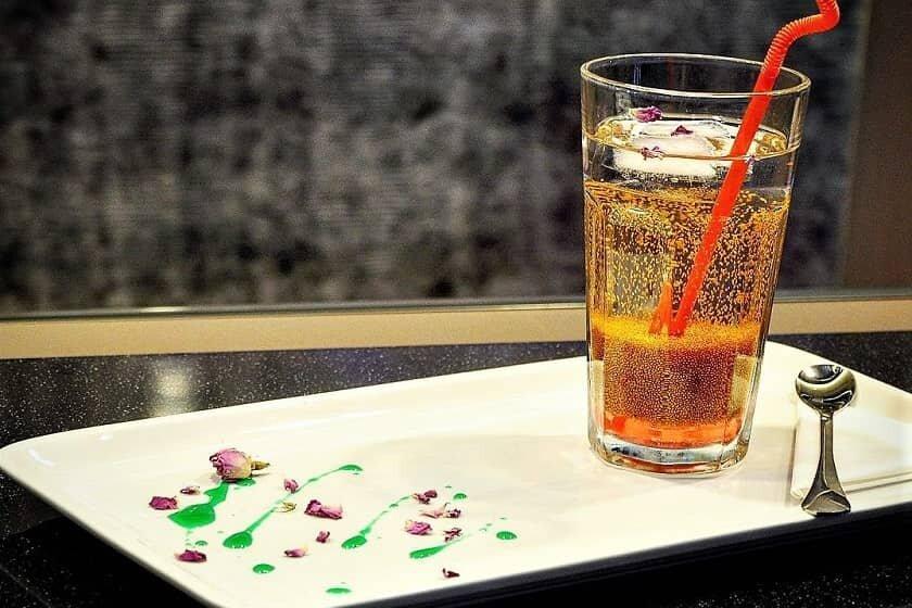 شربت خاکشیر - نوشیدنی