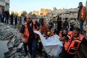شماره شهدای فلسطینی در غزه به ۱۰۹ نفر رسید