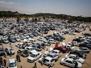 بازگشایی مراکز همگانی خرید و فروش خودرو در تهران