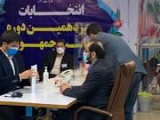نماینده ادوار مجلس در انتخابات ریاست جمهوری ثبت نام کرد
