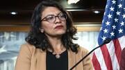ویدئو | اشکهای نماینده چفیهپوش کنگره آمریکا برای مردم غزه
