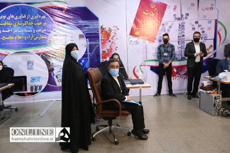 تاجزاده - انتخابات