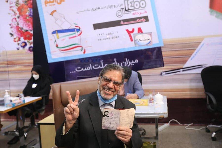 تصاویر | عجیب ترین داوطلبان ریاست جمهوری در روز چهارم
