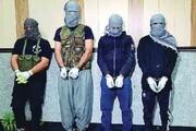 بازداشت دزدان مسلح طلافروشی پیش از سرقت پنجم